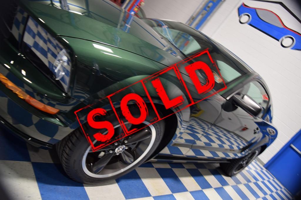 MustangBullitt 2014_05 Sold