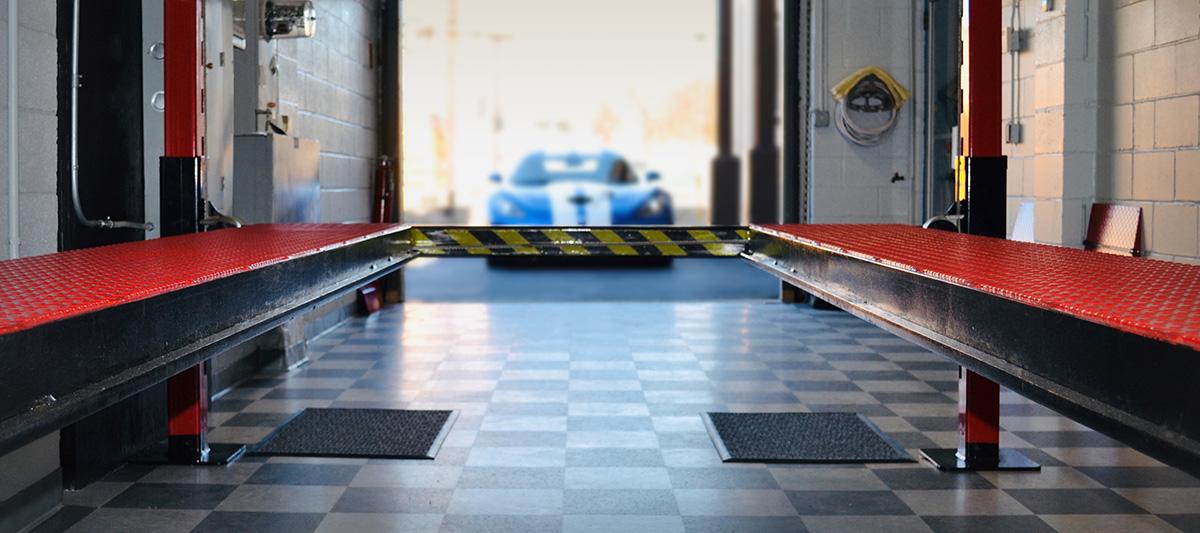 Private Garage Enter