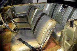 ACS Ford Galaxie 500 seats