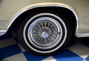ACS Ford Galaxie 500 Wheel