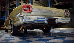 ACS Ford Galaxie 500 back