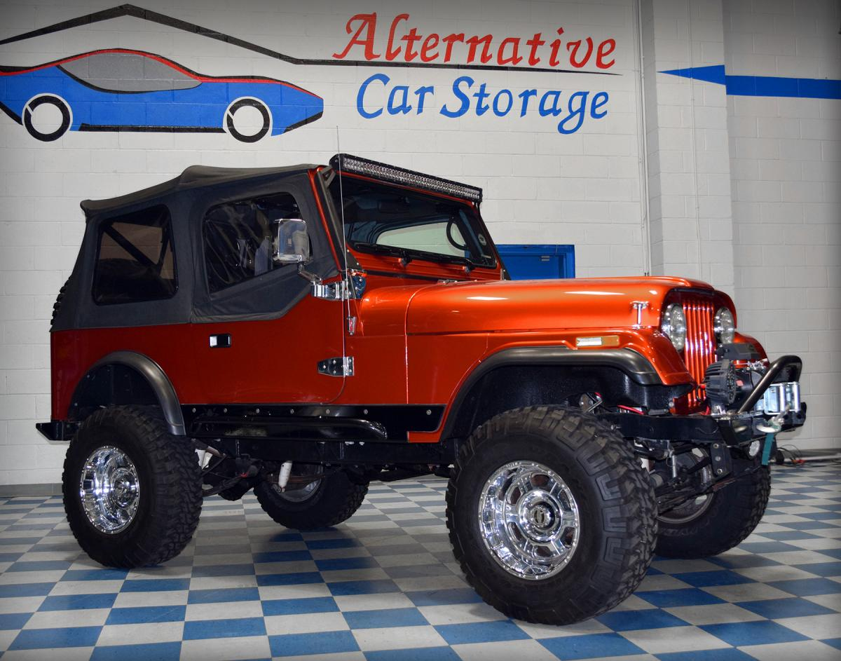 1980 Jeep CJ-7 full